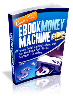 Product picture Make Money Online - eBook Money Machine (with MRR)